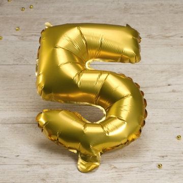 gouden-cijferballon-5-TA308-505-03-1