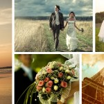 huwelijk collage