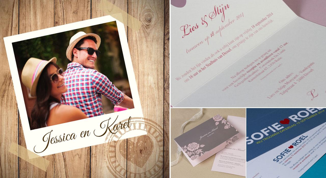 Originele trouwuitnodigingen   tadaaz blog