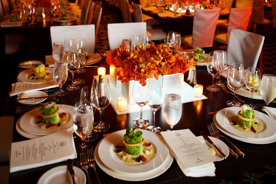 Fleur De Feesttafel Van Je Huwelijk Op Met Stijlvolle
