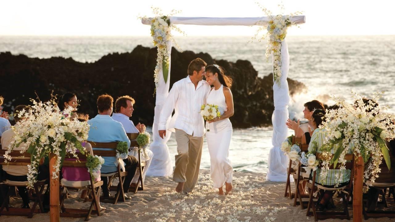 trouwen in het buitenland Hawaii