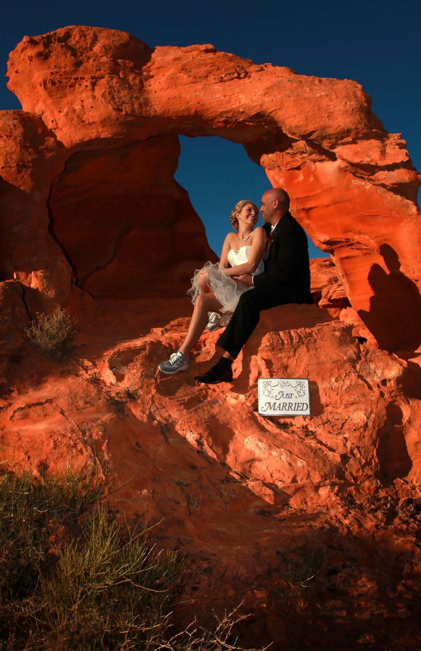 trouwen in het buitenland Las Vegas
