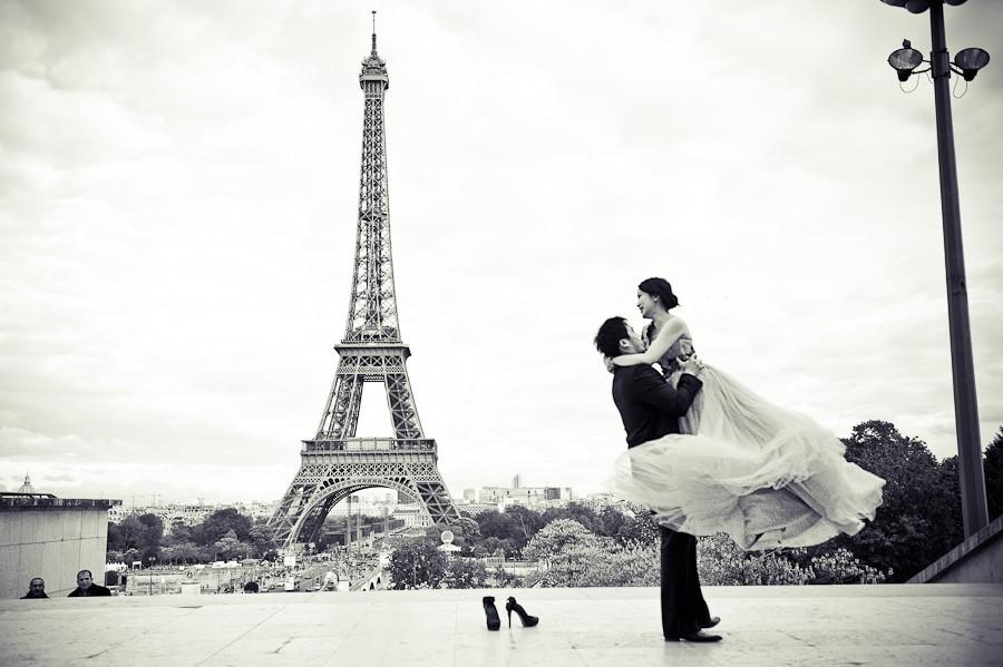 trouwen in het buitenland Parijs