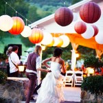 Bruiloftverlichting - lampionnen