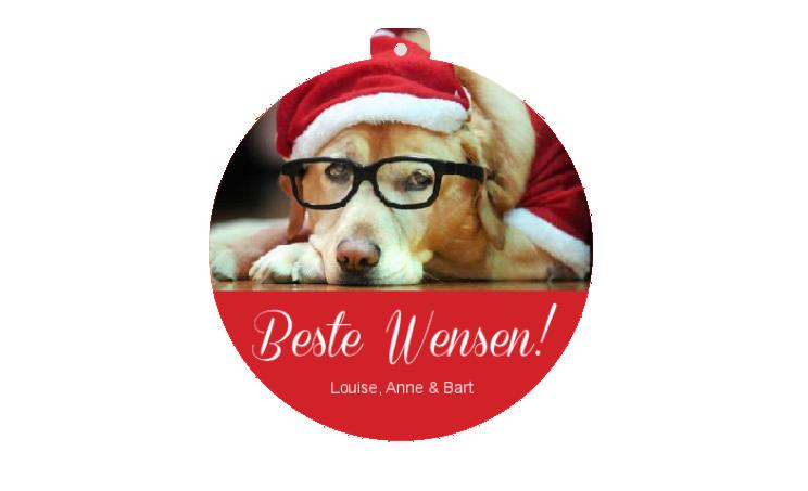 grappige kerstkaarten met hond