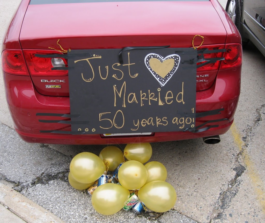 50 jaar huwelijksfeest ideeen 5 originele manieren om je gouden bruiloft te vieren   Tadaaz Blog 50 jaar huwelijksfeest ideeen