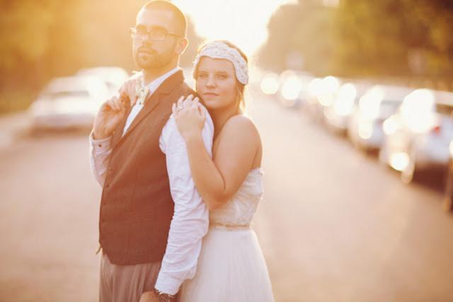 originele hipster trouwfoto's - tips huwelijksfoto's