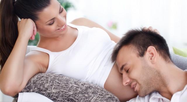 gynaecoloog Papa bereden door moeder en dochter