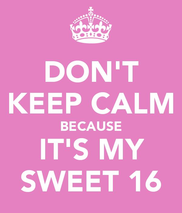 Een Sweet 16 Organiseren Tips Voor Een Topfeestje