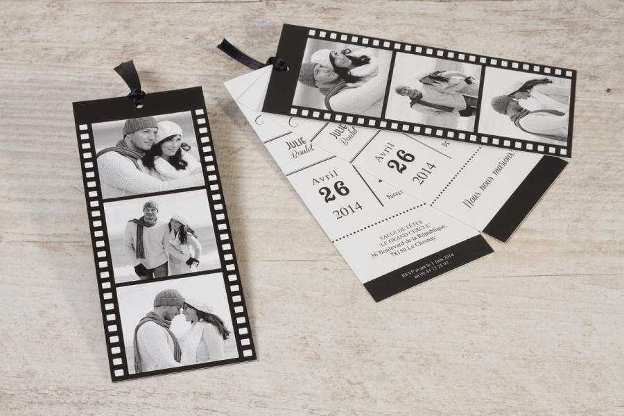 Bien connu Carte invitation mariage original - Modèle de lettre EX42
