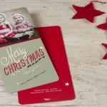 Comment créer de chouettes cartes de Noël ?