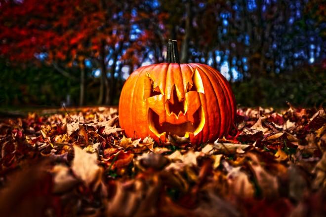 Griezelig Halloween