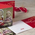 Des cartes de Noël en triptyque