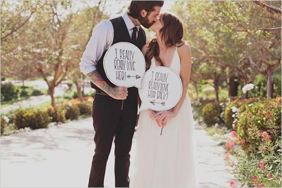 boho chick trouwfeest huwelijksuitnodiging