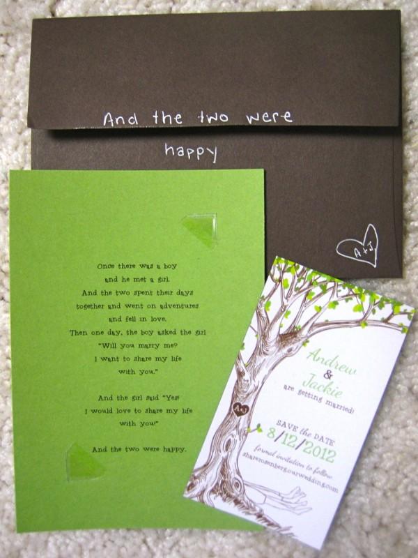 originele huwelijksuitnodiigngen tekst persoonlijk