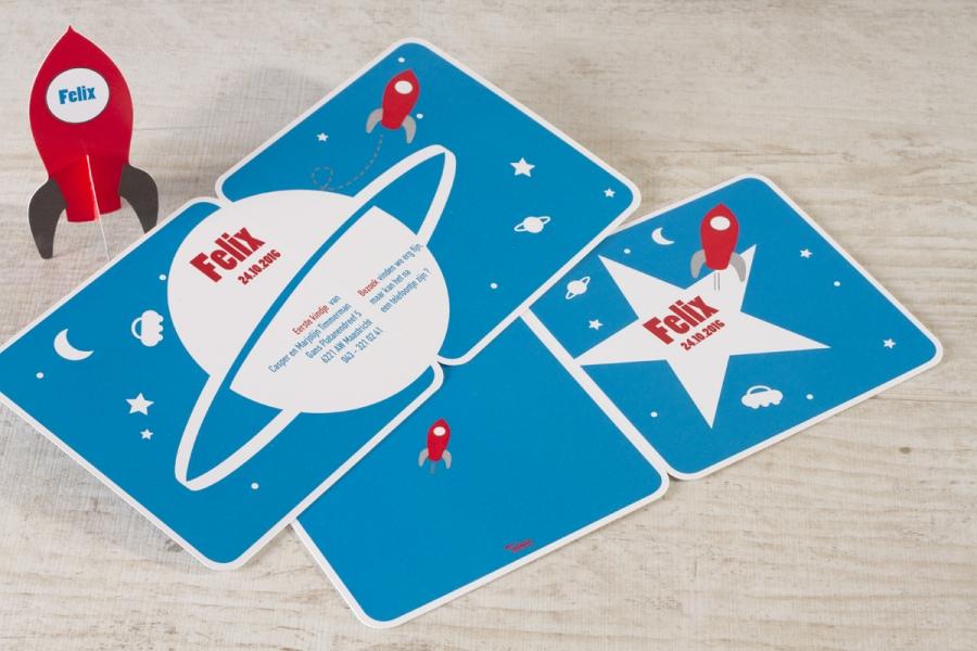 Stoere geboortekaartjes voor jongens laat je inspireren tadaaz blog - Deco ruimte jongensbaby ...