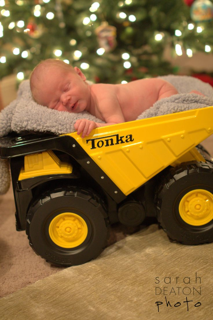 stoere geboortekaartjes voor jongens truck