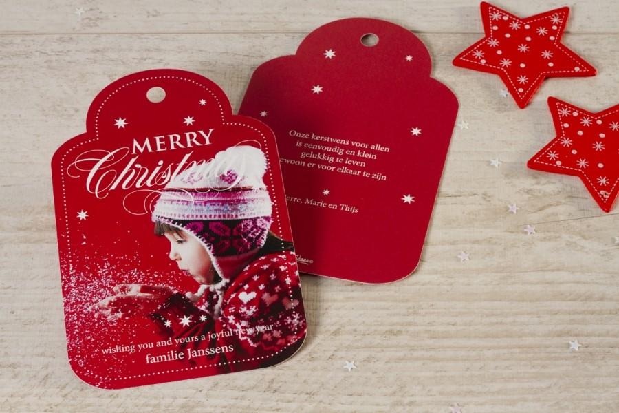 tekst kerstkaart maken origineel