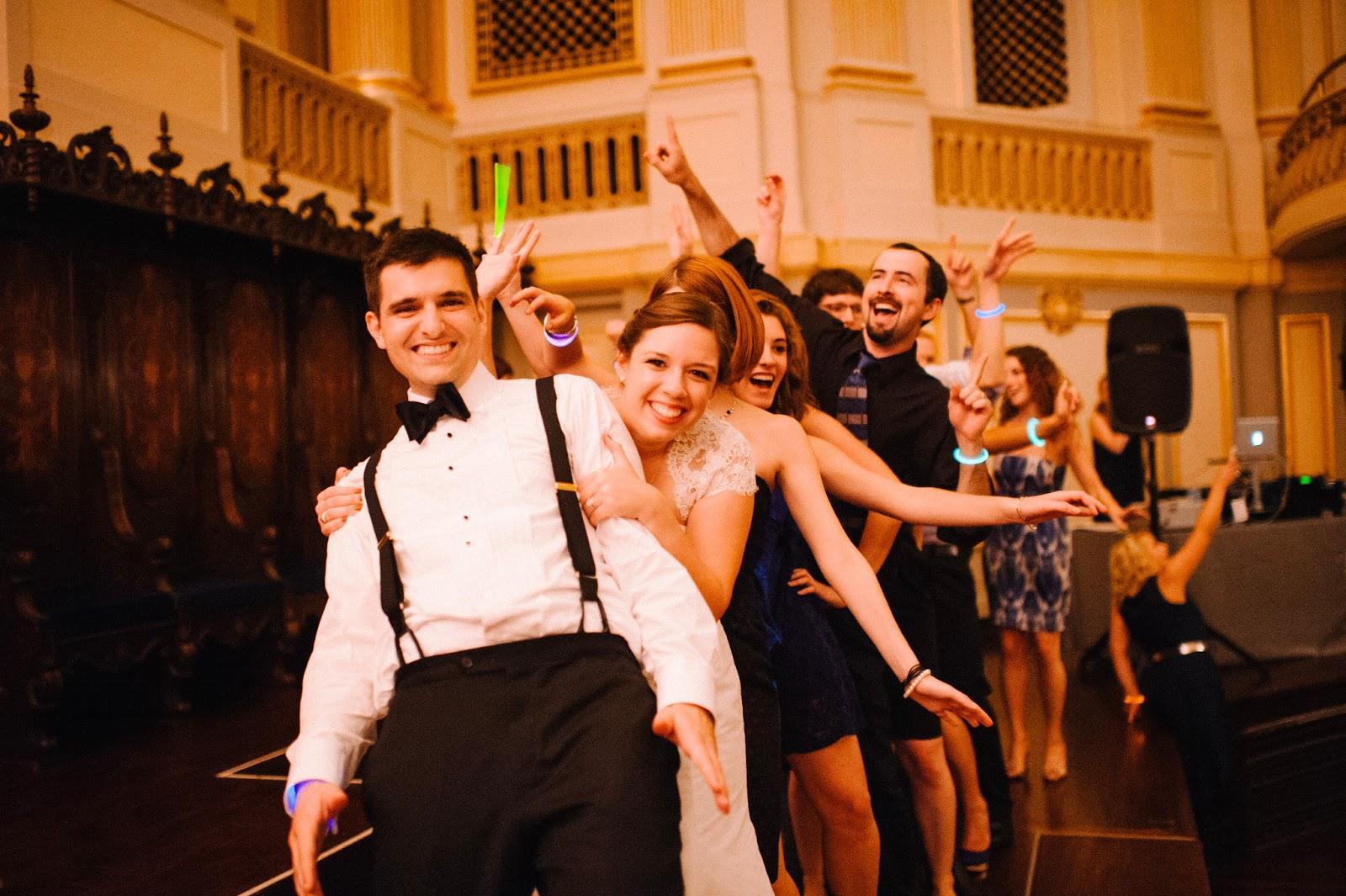 trouwfeest dansen dansen