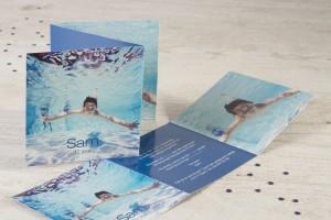 uitnodiging verjaardag kind zwembad