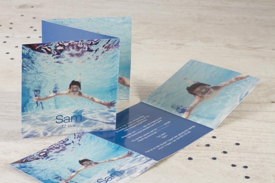 verjaardagsfeestje zwembad