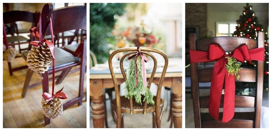 feesttafel chair ribbon