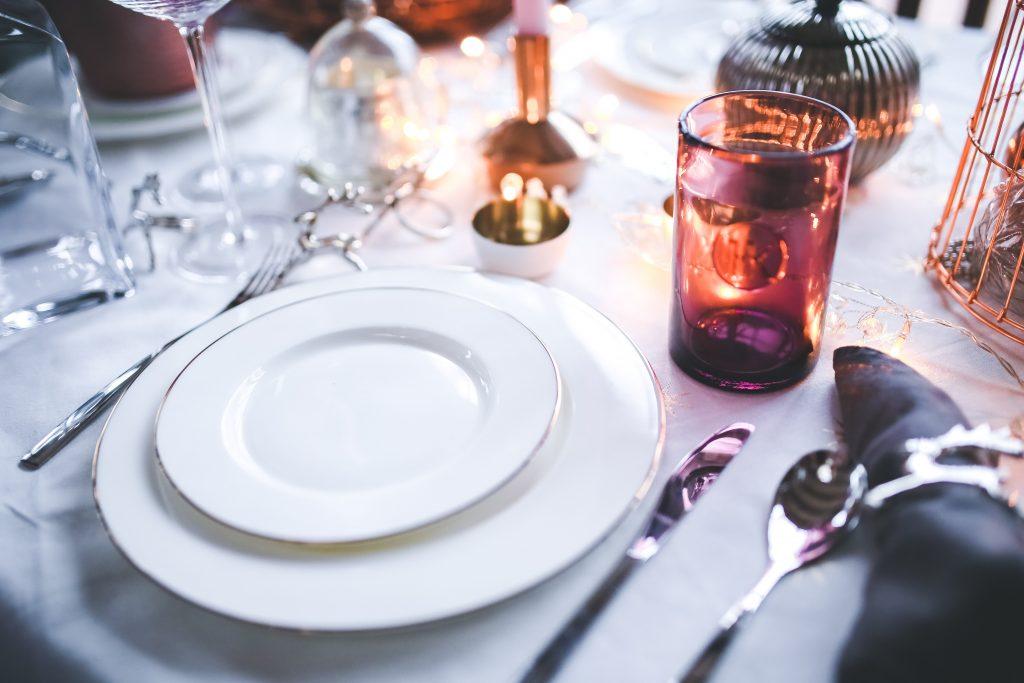 feesttafel tafel dekken