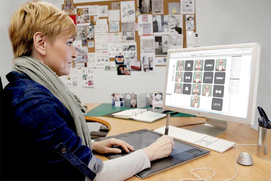 Ontwerpster Micheline over de inspiratie voor communiekaartjes