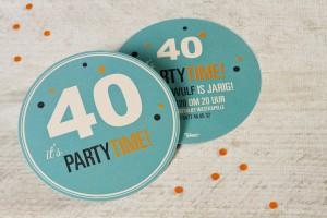 40 jaar verjaardag feest ideeen Je 40ste verjaardag? Dat vraagt om een feestje! 40 jaar verjaardag feest ideeen