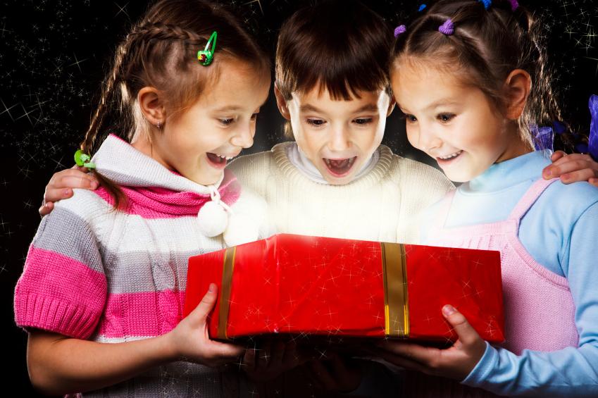 5 originele cadeaus voor een kinderverjaardag