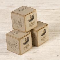 originele doopsuikerdoosjes doopsuiker verpakking kubus