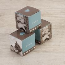 originele doopsuikerdoosjes doopsuiker verpakking modern foto