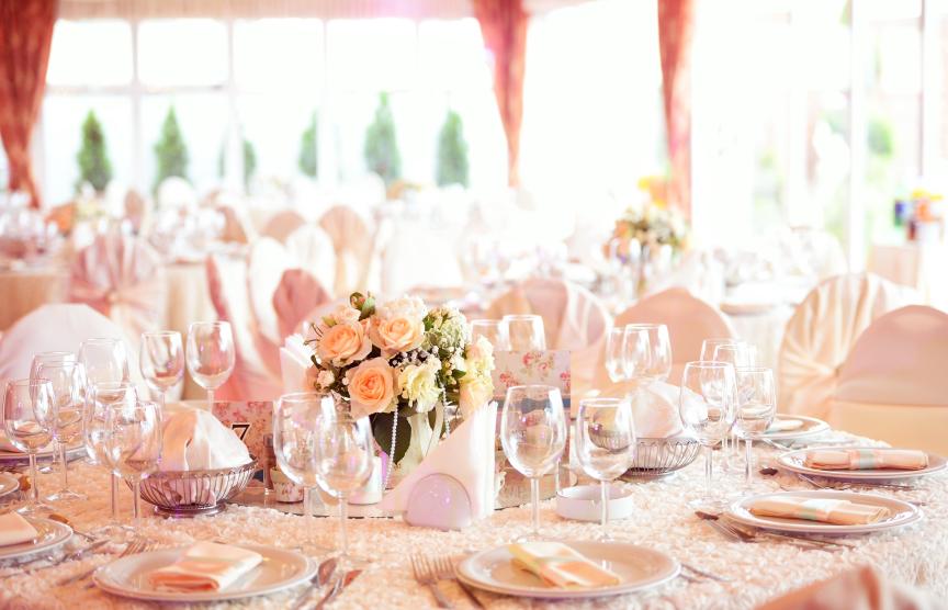 Leuke tips voor de tafelschikking op je huwelijk