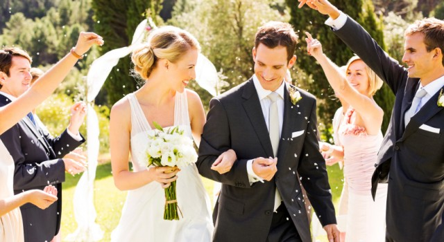 Draaiboek huwelijksdag