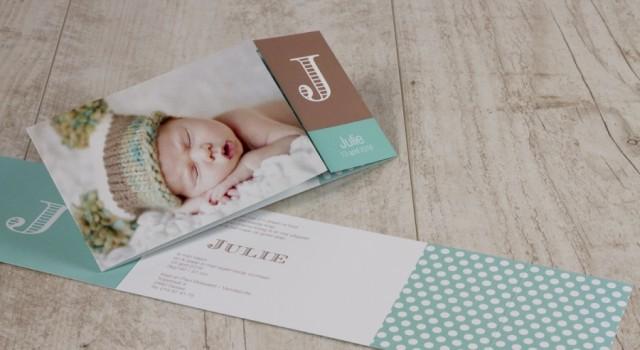 geboortekaartjes maken gids tips