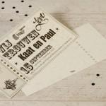 trouwkaarten maken tips en informatie