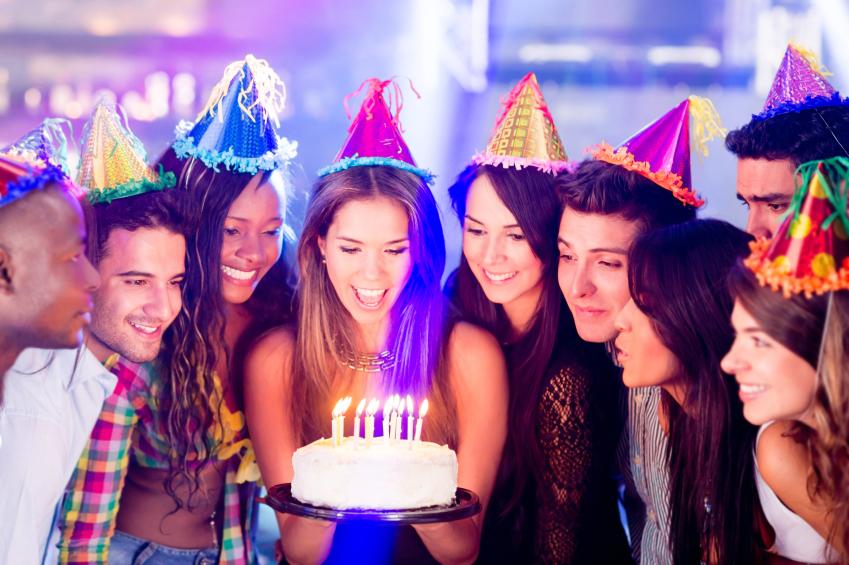 verjaardagsfeestje organiseren tips