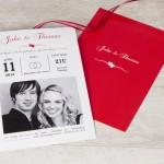 uitnodiging huwelijk maken