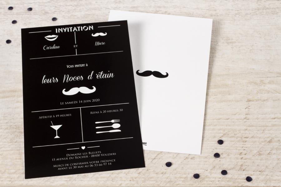 invitation originale