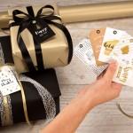 Geschenklabels kerst