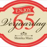 uitnodiging 65 jaar verjaardag