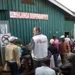 De Si Langa kliniek ligt in het midden van de sloppenwijk Kibera