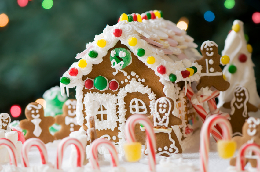 Gingerbread House Designs For Beginners