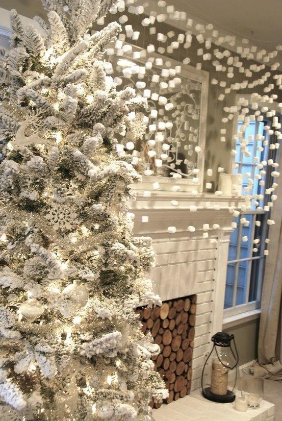 kerst in huis ideeen
