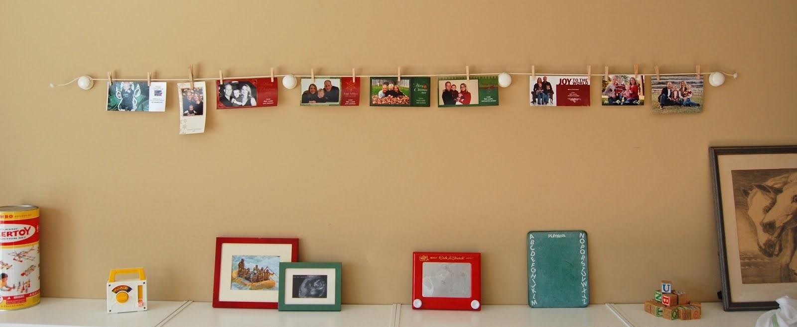 Kerstkaarten Ophangen Zo Doe Je Het Origineel Tadaaz Blog