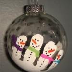 knutselen kerstballen 2