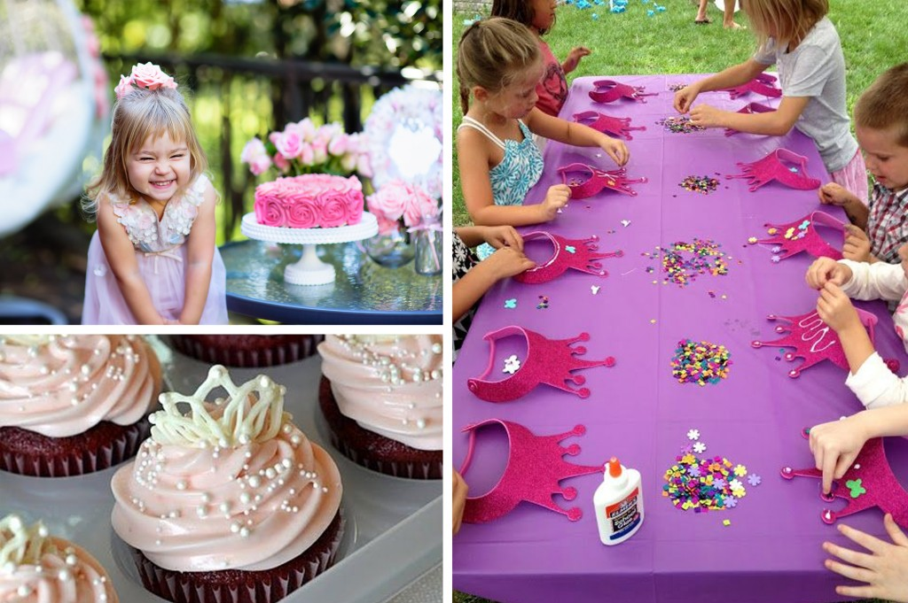 kinderfeestje voor meisjes