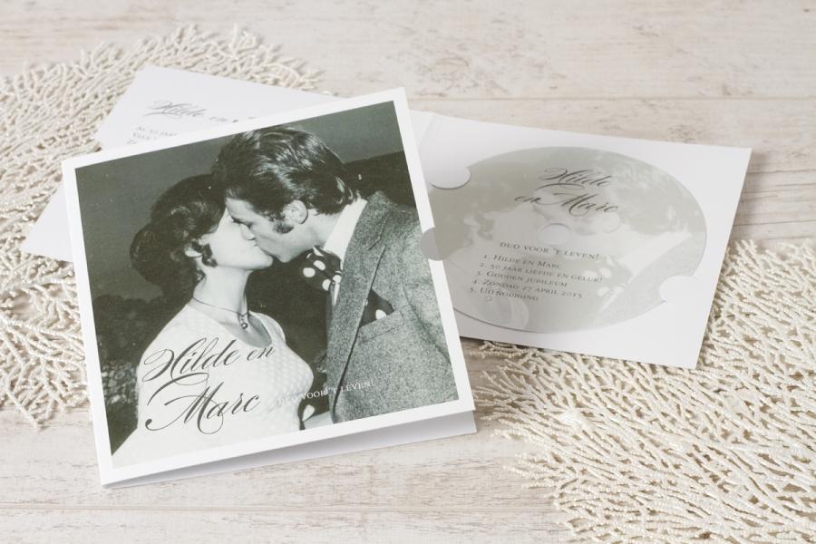 uitnodiging 40 jaar getrouwd