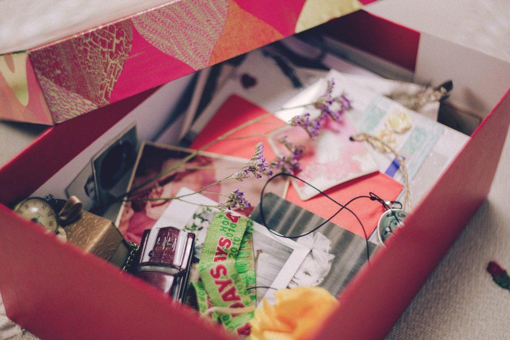 kaartje sturen vol herinneringen