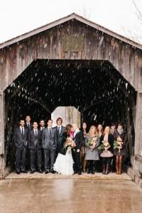 Mariage pluvieux : prévoyez un abri pour vos invités